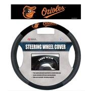 Team Pro-Mark MLB Steering Wheel Cover; Baltimore Orioles