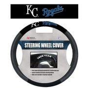 Team Pro-Mark MLB Steering Wheel Cover; Kansas City Royals
