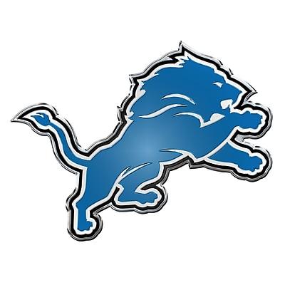 Team Pro-Mark NFL Team Emblem; Detroit Lions