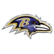 Team Pro-Mark NFL Team Emblem; Baltimore Ravens