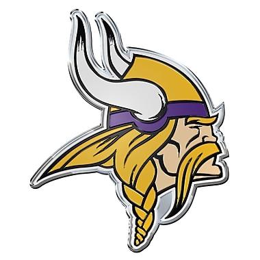 Team Pro-Mark NFL Team Emblem; Minnesota Vikings