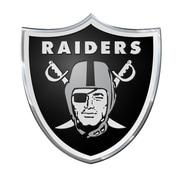 Team Pro-Mark NFL Team Emblem; Oakland Raiders