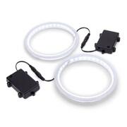 GoSports Cornhole LED Ring (Set of 2); White