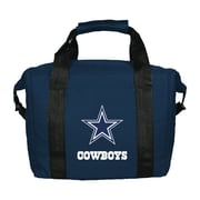 Team Pro-Mark 12 Can NFL Soft-Sided Tote Cooler; Dallas Cowboys