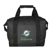 Team Pro-Mark 12 Can NFL Soft-Sided Tote Cooler; Miami Dolphins