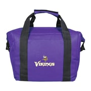 Team Pro-Mark 12 Can NFL Soft-Sided Tote Cooler; Minnesota Vikings