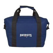 Team Pro-Mark 12 Can NFL Soft-Sided Tote Cooler; New England Patriots