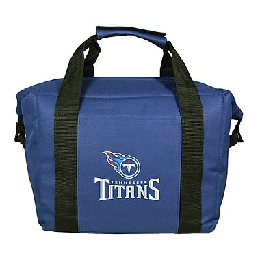Team Pro-Mark 12 Can NFL Soft-Sided Tote Cooler; Tennessee Titans