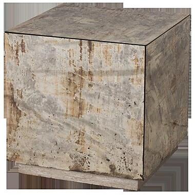 WorldsAway Reverse Cube Coffee Table