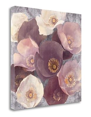Tangletown Fine Art 'Haute Chapeau Rouge II' Print on Wrapped Canvas; 30'' H x 30'' W