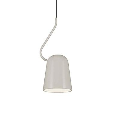 SeedDesign Dodo 1-Light Mini Pendant; White