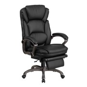 Red Barrel Studio Zoel Executive Reclining Swivel High-Back Leather Desk Chair
