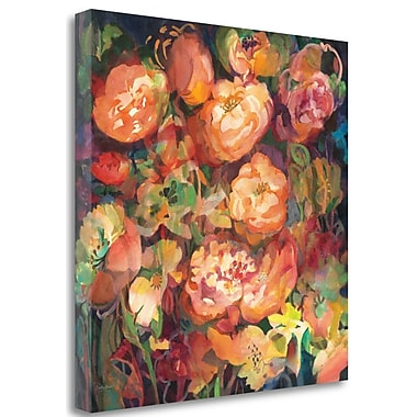 Tangletown Fine Art 'Before August' Print on Wrapped Canvas; 35'' H x 35'' W