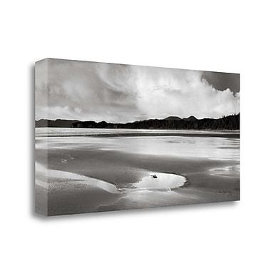 Tangletown Fine Art 'Shi Shi Beach Sunse' by Alan Majchrowicz Photographic Print on Wrapped Canvas