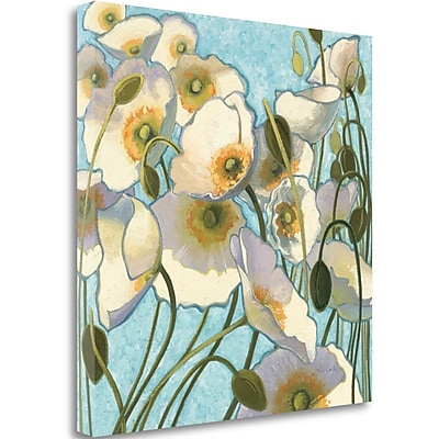 Tangletown Fine Art 'Chantilly' Print on Wrapped Canvas; 35'' H x 35'' W