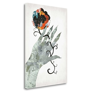 Tangletown Fine Art 'Witch Hand' Graphic Art Print on Canvas; 29'' H x 21'' W