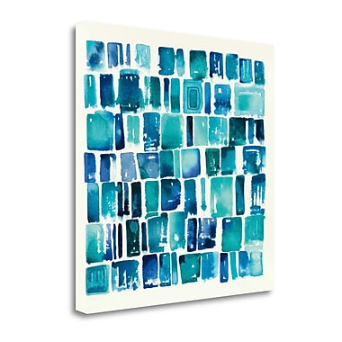 Tangletown Fine Art 'Pas Parfait I' Print on Wrapped Canvas; 30'' H x 30'' W