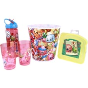 Shopkins Snack Bundle 5 Item Set