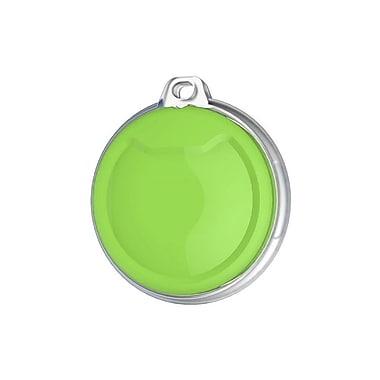 Poof – Capteur d'acitivité Pea SYNC66-0006 pour animaux de compagnie, citron vert