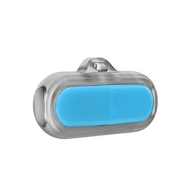 Poof – Capteur d'acitivité Bean SYNC66-0004 pour animaux de compagnie, bleu