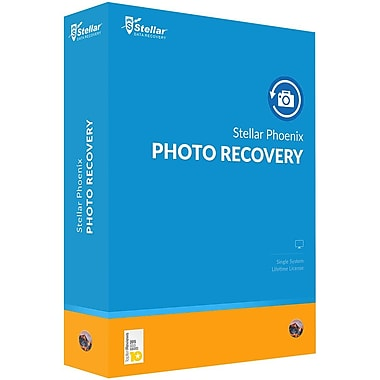 Stellar Phoenix Photo Recovery Mac for Mac (1 User) [Download]