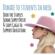 Support the Annual School Supply Drive