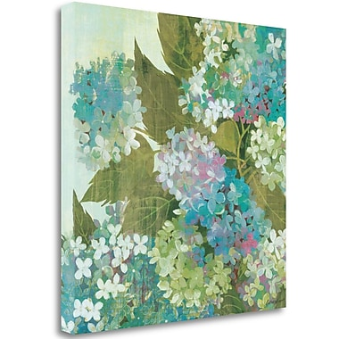 Tangletown Fine Art 'Grandiflora Bloom' Print on Canvas; 18'' H x 18'' W