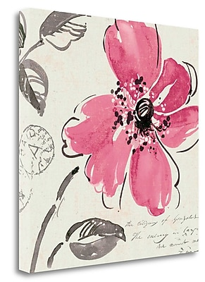 Tangletown Fine Art 'Windy I' Print on Canvas; 20'' H x 20'' W