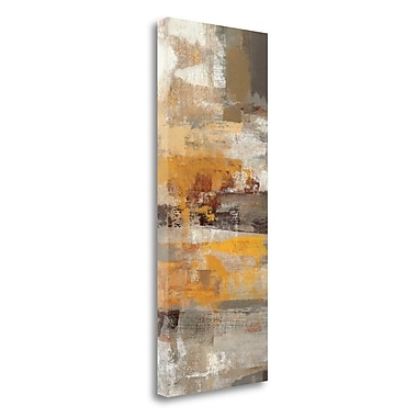 Tangletown Fine Art 'Mojave Road Panel II' Print on Wrapped Canvas; 40'' H x 16'' W