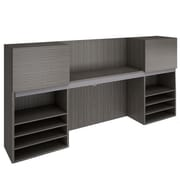 Latitude Run Bethlehem 41.5'' H x 71 '' W Desk Hutch