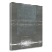 Tangletown Fine Art 'Concrete II' Graphic Art Print on Wrapped Canvas; 20'' H x 20'' W