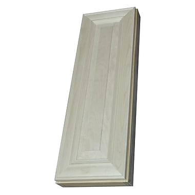 WG Wood Products Andrew Series 11'' x 34'' Surface Mount Medicine Cabinet