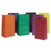 Pacon Creative Products Rainbow Craft Bags (28 Pack)