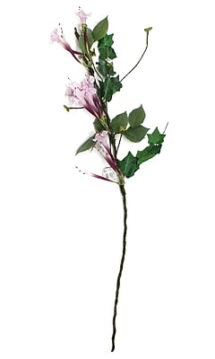 Dalmarko Designs Faux Trumpet Flower Stem (Set of 5) WYF078281226191