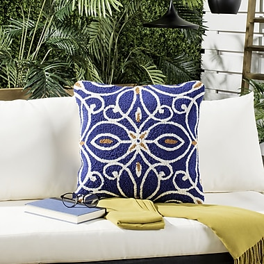 Bungalow Rose Lux Outdoor Throw Pillow (Set of 2)