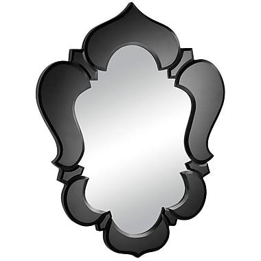 Bungalow Rose Stadskanaal Wall Mirror; Black