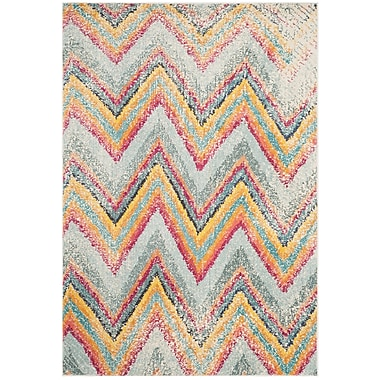 Bungalow Rose Area Rug; 5'1'' x 7'7''