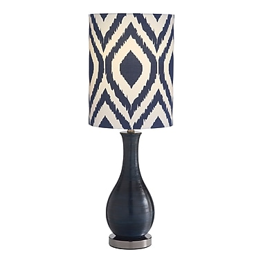 Bungalow Rose Tenley 23.5'' Table Lamp; 60W Med. Bulb