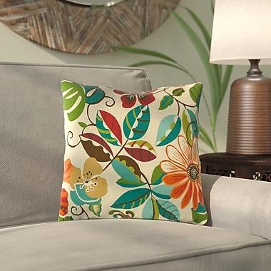 Bungalow Rose Idrissi Outdoor Throw Pillow (Set of 2); Lensing Jungle