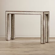 Bungalow Rose Tamil Basan Console Table