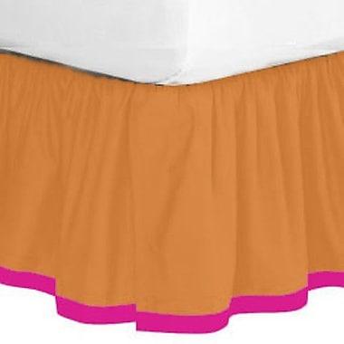 Bungalow Rose Larbi Bed Skirt; Full