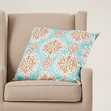 Bungalow Rose Debbagh Synthetic Floor Pillow