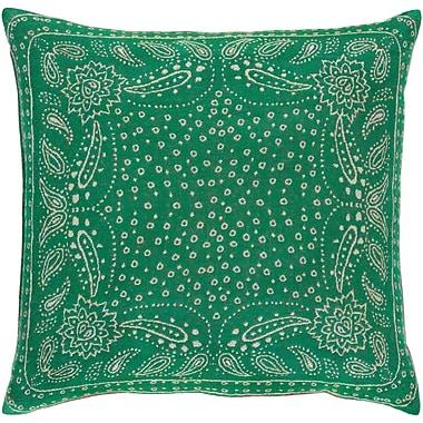 Bungalow Rose Wool Throw Pillow