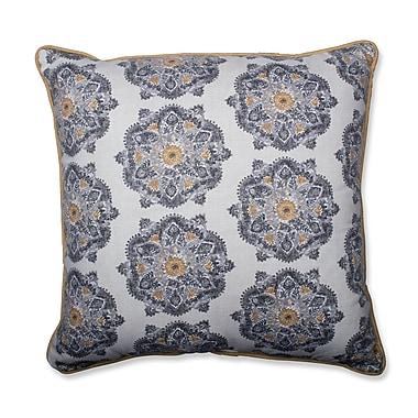 Bungalow Rose Trent Cotton Throw Pillow; 25''
