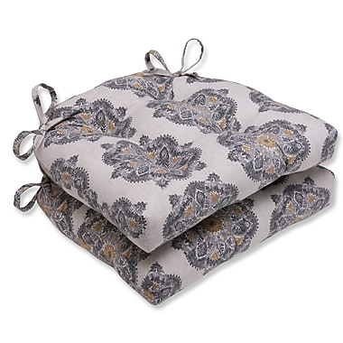 Bungalow Rose Trent Dining Chair Cushion (Set of 2)