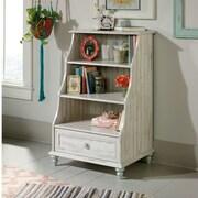 Bungalow Rose Venlo 41'' Accent Shelves Bookcase