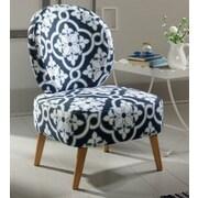 Bungalow Rose Sutphin Slipper Chair