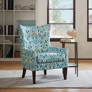 Bungalow Rose Reed Wingback Chair