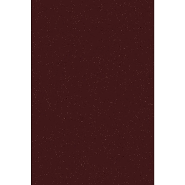 Bungalow Rose Nondoue Burgundy Area Rug; 5' x 7'6''