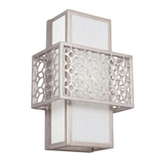 Bungalow Rose Permenter 1-Light Wall Sconce